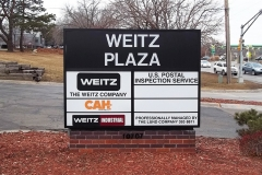 Weitz Plaza
