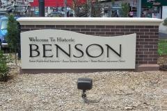 Benson Monument