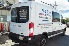 D & K Heating & Cooling