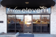 Salon Eleven Graphics