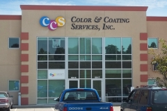 Color Coating Services