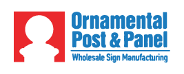 Ornamental Post Logo